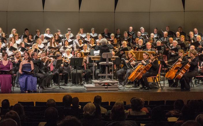 Help Chorus Celebrate Hometown's 50th Birthday