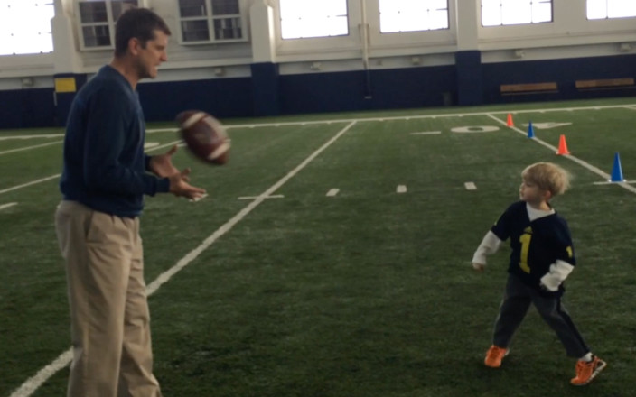 Match Harbaugh's fine with $10k for ChadTough