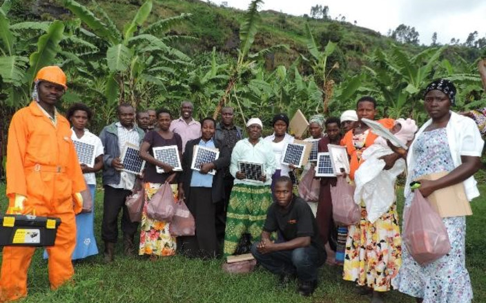 Light Up A Village Campaign