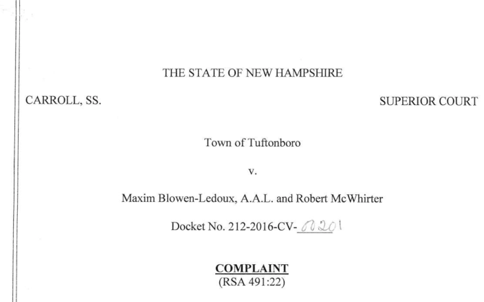 Defend Public's Right to Know in New Hampshire