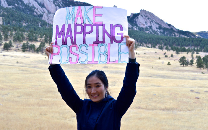 MAKE MAPPING POSSIBLE
