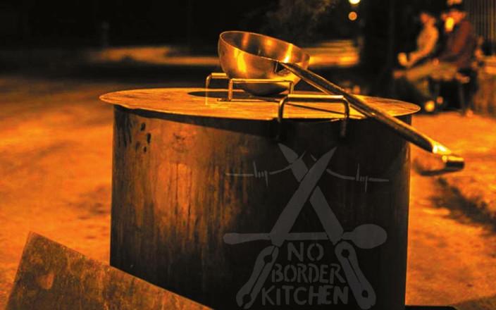No Borders Kitchen Lesvos