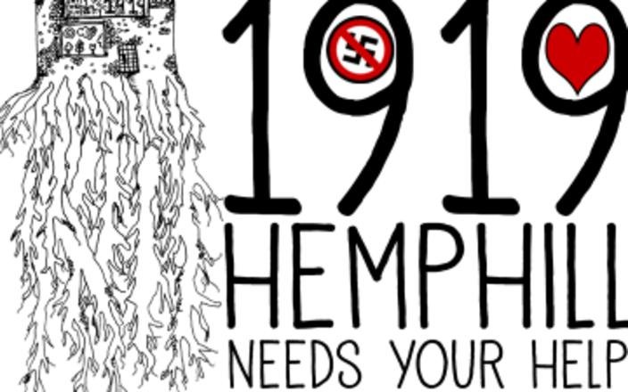 1919 Hemphill Building Repairs Pt 2