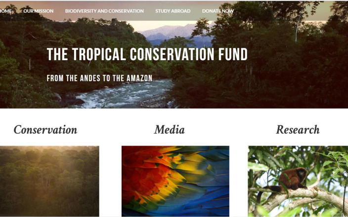 Tropical Conservation Fund