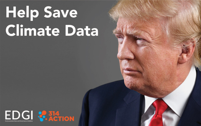 Protect Public Environmental Data and Research