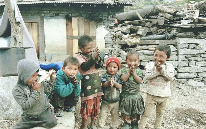 Trek for Homes in Nepal
