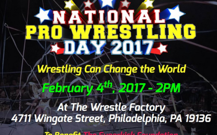 National Pro Wrestling Day 2017!
