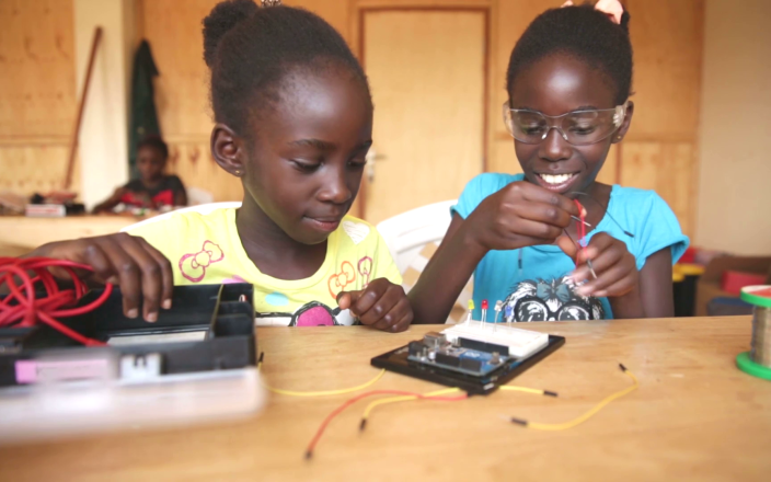 Fundi Bots: Better Education for 5000 African Kids