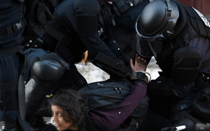 Legal Aid Fund for Antifascist Protesters