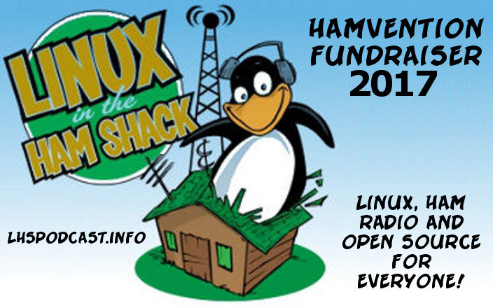 Linux in the Ham Shack at Hamvention 2017