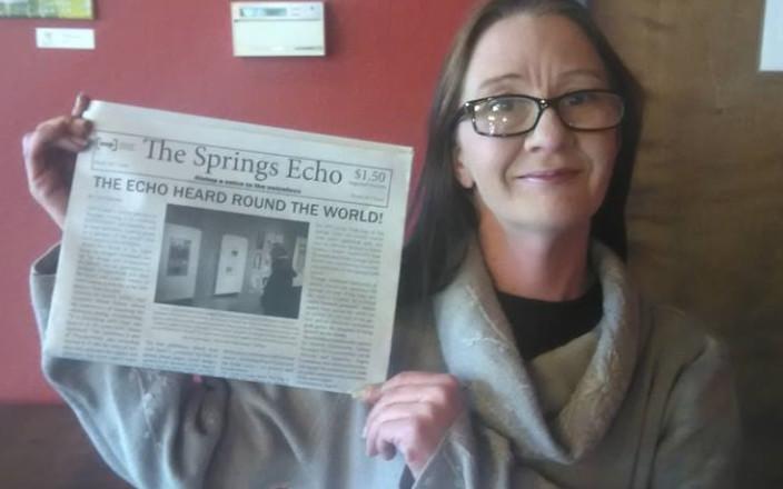 Springs Echo Street Paper