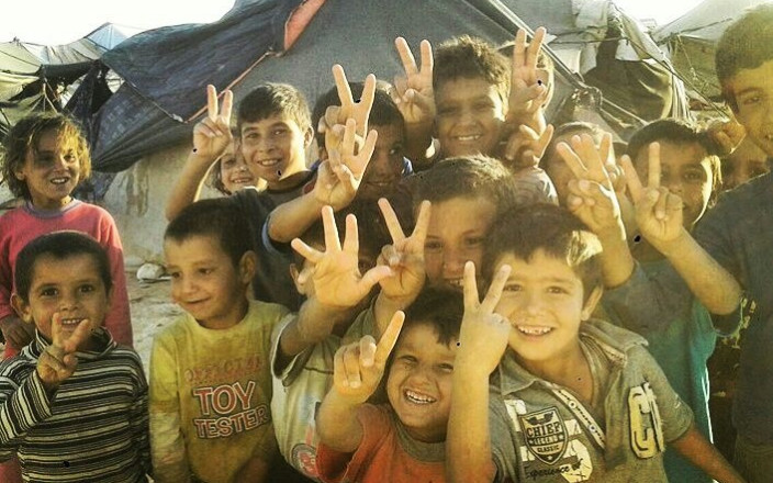Help us Bring Bread to Forgotten Refugees in Syria