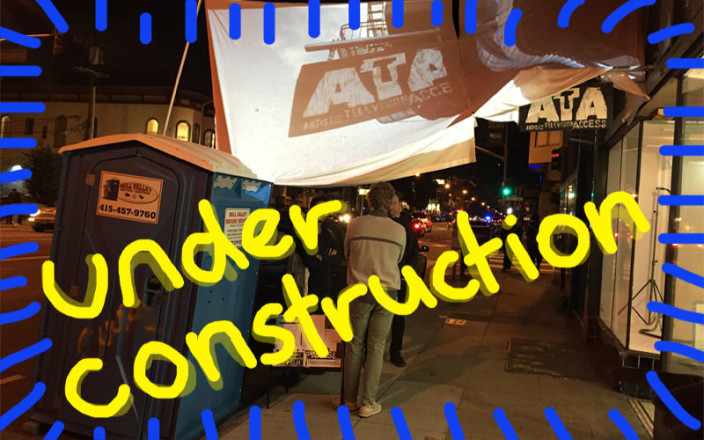 ATA: Renovating a Home for Underground Media
