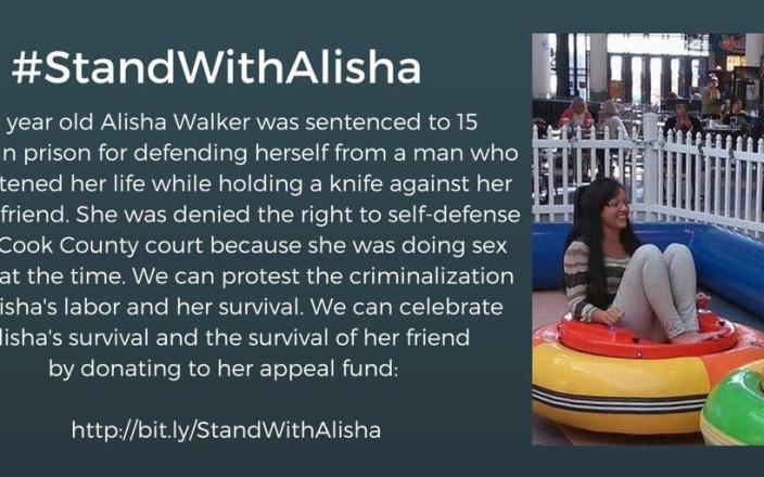 Alisha Walker: Survived and Punished