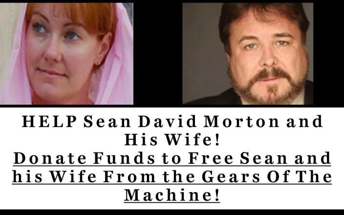 Free Sean David Morton From Gears Of The Machine!