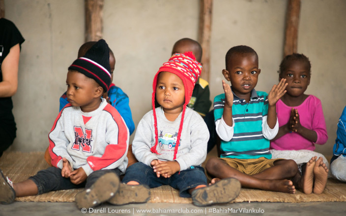 Fishing for Pre-school Education in Mozambique
