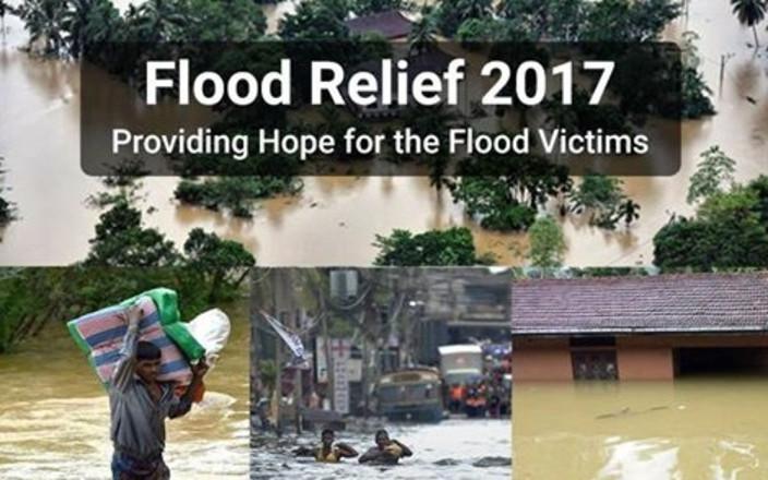 RTSL Flood Relief Efforts 2017
