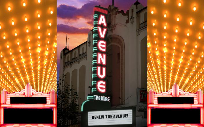 Renew the Avenue Theater!