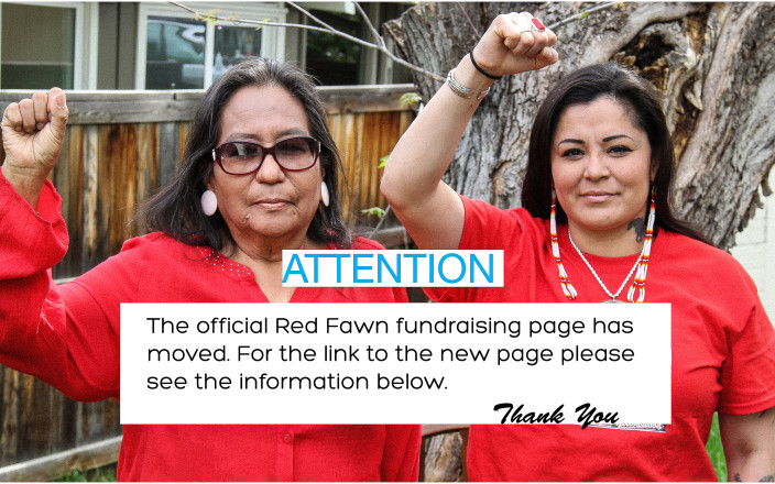 Free Red Fawn