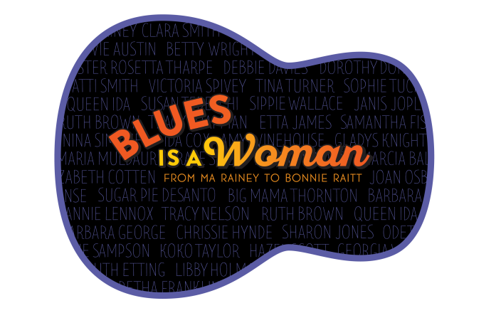 Be A Part Of 'Blues Is A Woman'
