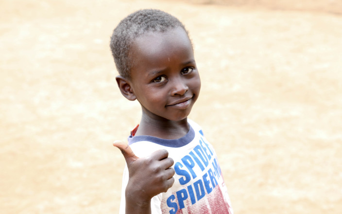 Help us buy land for a Children's Home in Kenya