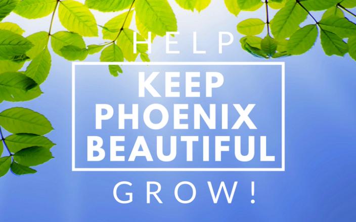 Help Keep Phoenix Beautiful Grow!
