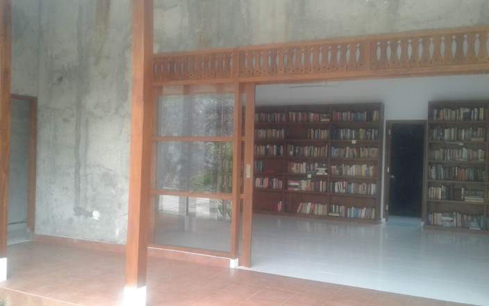 Indonesian Community and Activist Library