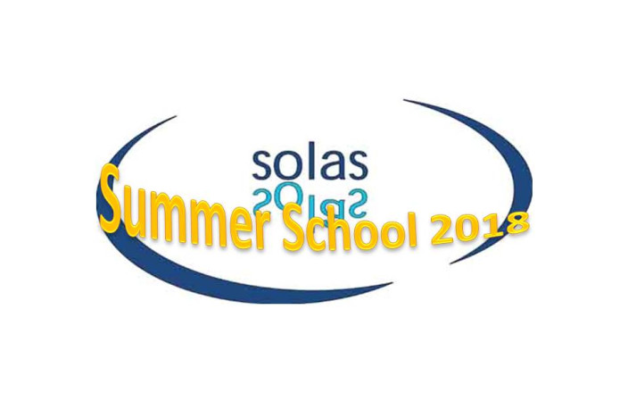 SOLAS Summer School 2018