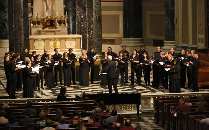 Giving Tuesday! The Same Stream Choir
