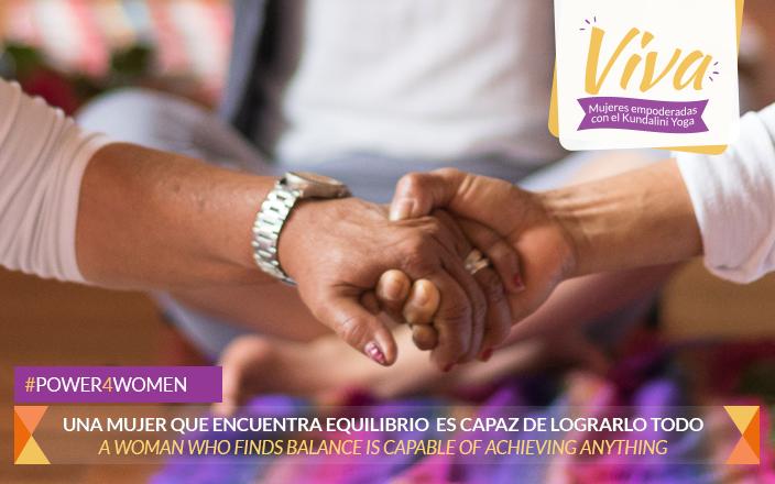 VIVA: Empowered Women through Kundalini Yoga