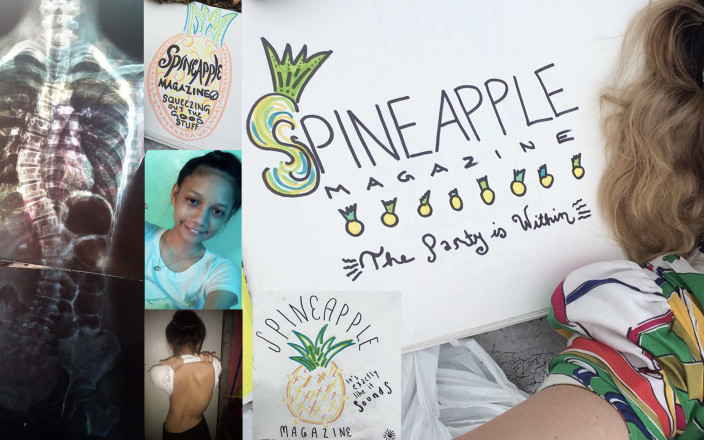 Save Abegail's Spine and Launch the Spineapple
