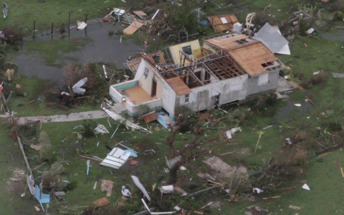 ABRC Hurricane Irma Relief Fund for Barbuda