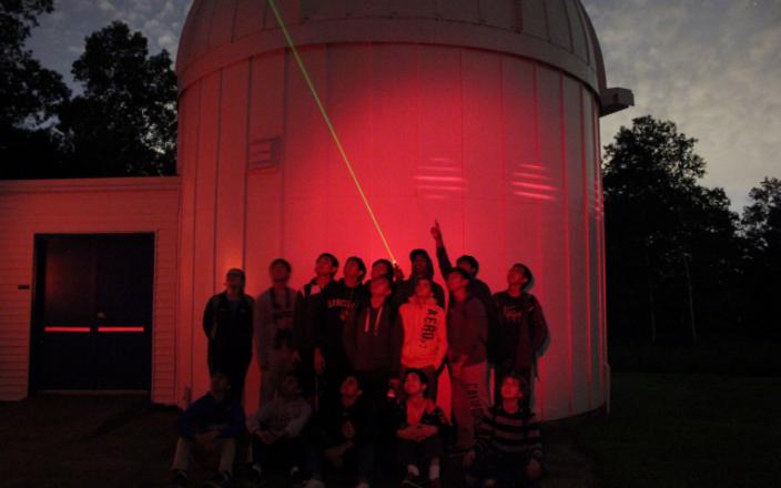 USA team at International Astrophysics Olympiad