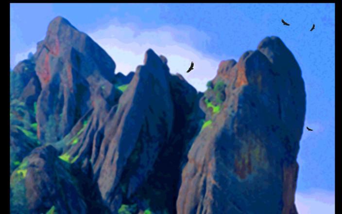 5th Annual Pinnacles Climbers Appreciation Day