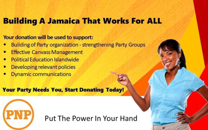 A Jamaica that works for all!