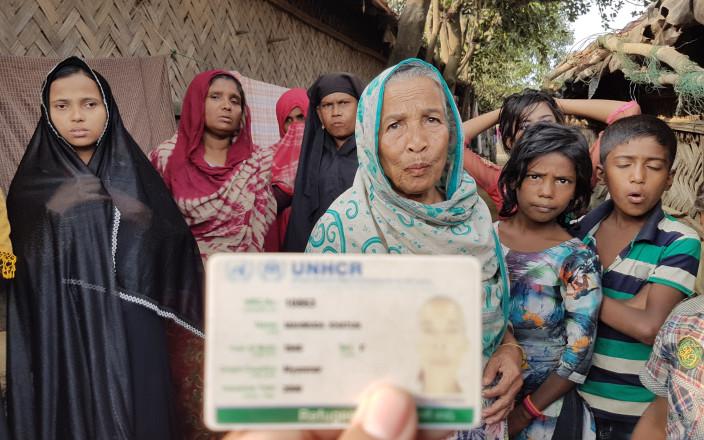Fundraising : #M88HelpsRohingyas