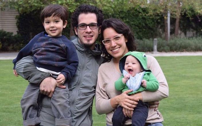 Adriana & Simón perdieron su casa