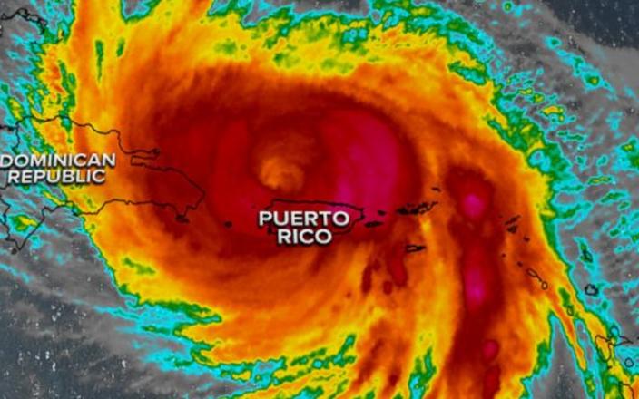 Puerto Rico Relief Fundraiser