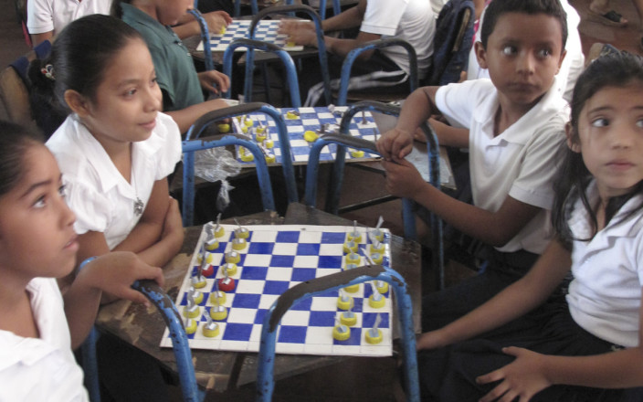 Chess Sets to Posoltega, Nicaragua