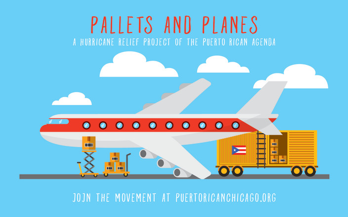 Pallets and Planes: Puerto Rico Hurricane Relief