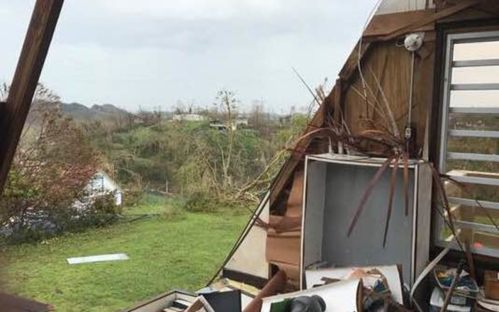 Help: My mom lost her home in Hurricane Maria.