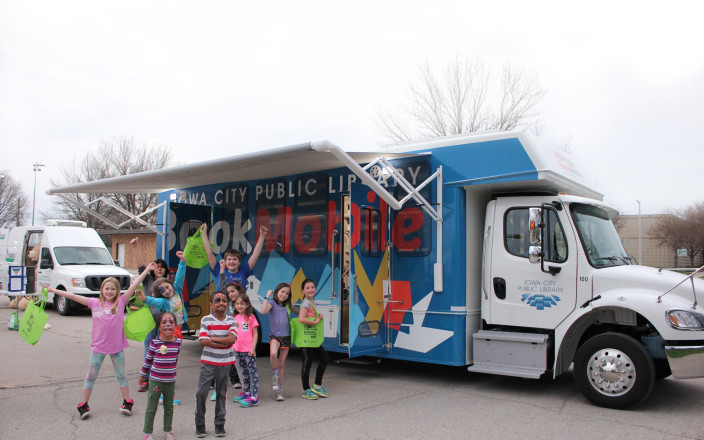 Bookmobile & Outreach Info Repository Project