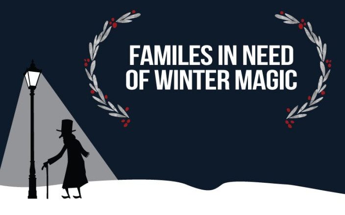 Families in Need of Winter Magic