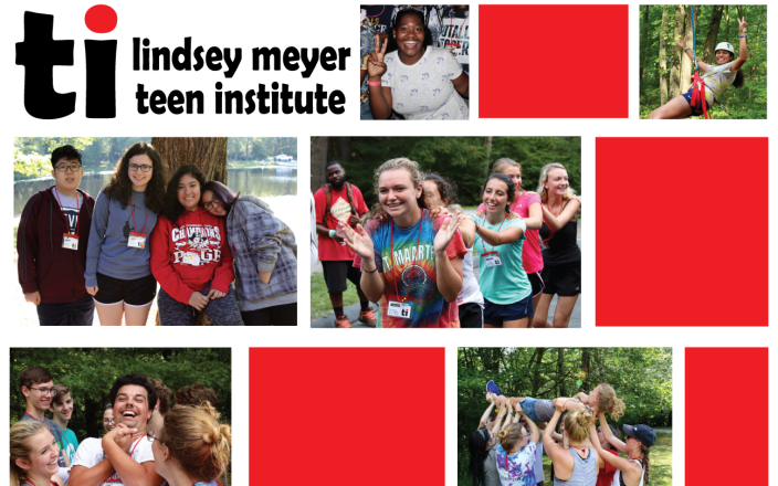 #GiveTI- Lindsey Meyer Teen Institute 2017-2018
