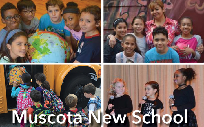 Muscota New School Annual Appeal
