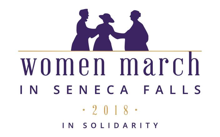Women March in Seneca Falls 19 Campaign