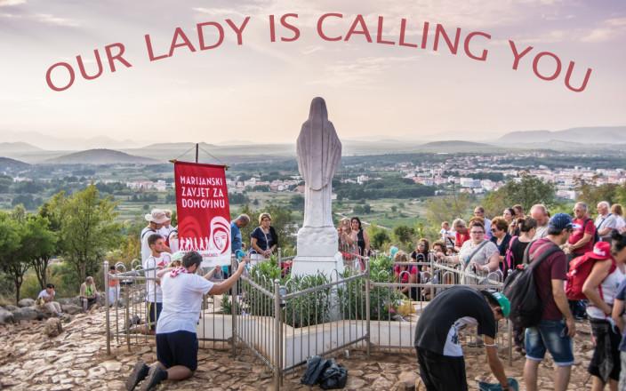 Help Us Mark The Way Of Our Lady-Marijanski zavjet