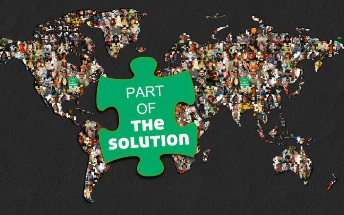 One Migrating World - Ένας κόσμος μεταναστεύει