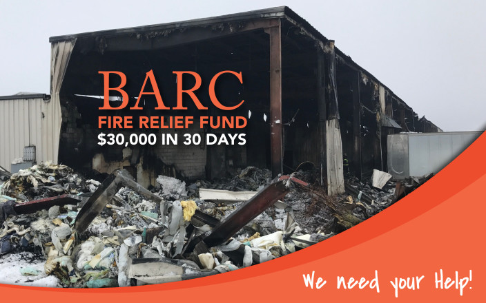 The BARC Fire Relief Fund