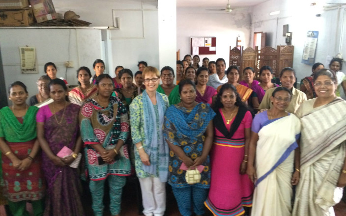 Wheels for Women:Helping Victims of Abuse in India